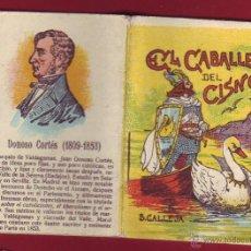 Tebeos: EL CABALLERO DEL CISNE - CALLEJA SERIE XIV TOMO 268. Lote 49111706