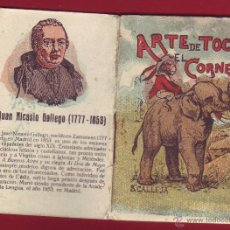 Tebeos: ARTE DE TOCAR EL CORNETIN - CALLEJA SERIE XIV TOMO 267. Lote 49111729