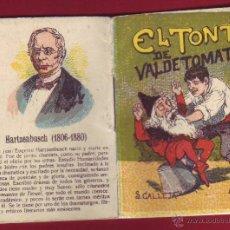 Tebeos: EL TONTO DE VALDETOMATES- CALLEJA SERIE XV TOMO 284. Lote 49111964