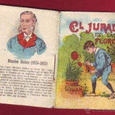 Tebeos: EL JURADO DE LAS FLORES - CALLEJA SERIE XIV TOMO 276. Lote 49112212