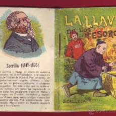 Tebeos: LA LLAVE DE LOS TESOROS - CALLEJA SERIE XV TOMO 287. Lote 49112312