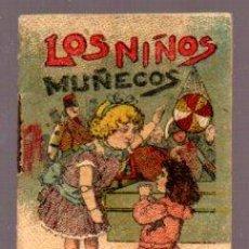 Tebeos: CUENTO DE CALLEJA, LOS NIÑOS MUÑECOS. SERIE I TOMO 6. Lote 49310199
