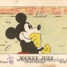 Tebeos: MICKEY WALT DISNEY TOMO 55 SERIE III EDITORIAL CALLEJA. Lote 53373376