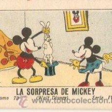 Tebeos: MICKEY WALT DISNEY TOMO 70 SERIE IV EDITORIAL CALLEJA. Lote 53373539