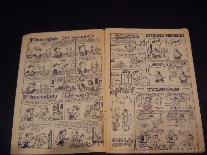 Tebeos: Almanaque JAIMITO para 1958. - Foto 3 - 54447738