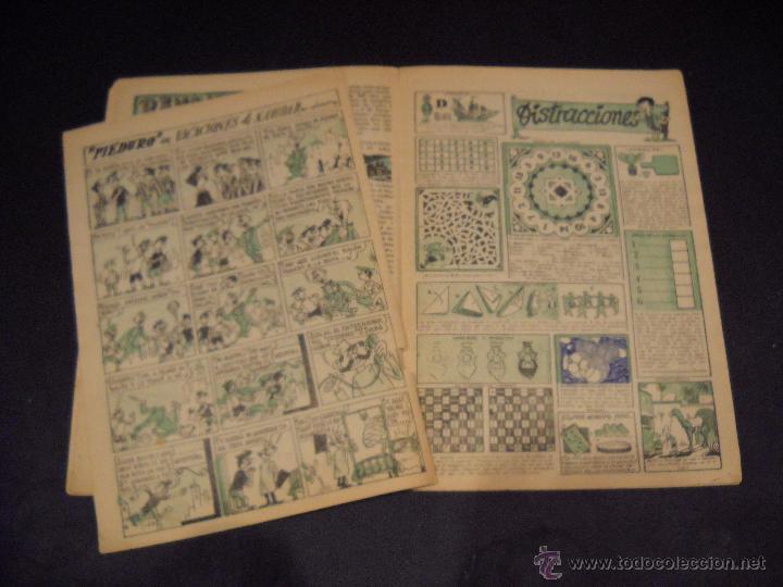 Tebeos: Almanaque JAIMITO para 1958. - Foto 6 - 54447738