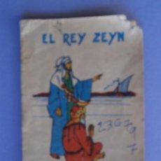 Tebeos: JOYAS PARA NIÑOS - EL REY ZEYN - SERIE V TOMO 90 - EDITOR S. CALLEJA - 10 X 7 C.M.. Lote 54807492