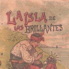 Livros de Banda Desenhada: CUENTO DE CALLEJA. SERIE XIV. Nº 279. LA ISLA DE LOS BRILLANTES. MEDIDA: 7 X 5 CM.. Lote 60271019