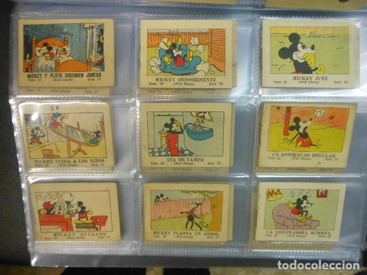 Tebeos: MICKEY MOUSE JUGUETES INSTRUCTIVOS CALLEJA 100 CUENTOS MINIATURA AÑOS 1936 1942 1948 COMPLETA - Foto 7 - 72784099