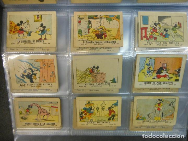 Tebeos: MICKEY MOUSE JUGUETES INSTRUCTIVOS CALLEJA 100 CUENTOS MINIATURA AÑOS 1936 1942 1948 COMPLETA - Foto 8 - 72784099