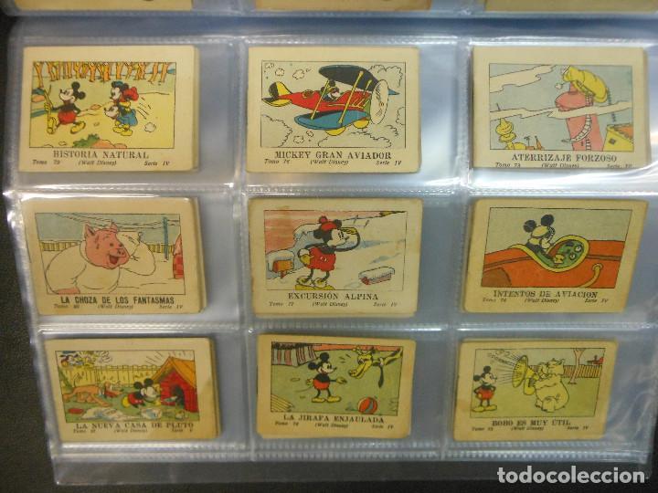 Tebeos: MICKEY MOUSE JUGUETES INSTRUCTIVOS CALLEJA 100 CUENTOS MINIATURA AÑOS 1936 1942 1948 COMPLETA - Foto 9 - 72784099