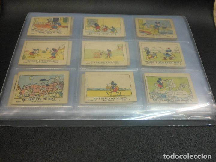 Tebeos: MICKEY MOUSE JUGUETES INSTRUCTIVOS CALLEJA 100 CUENTOS MINIATURA AÑOS 1936 1942 1948 COMPLETA - Foto 15 - 72784099