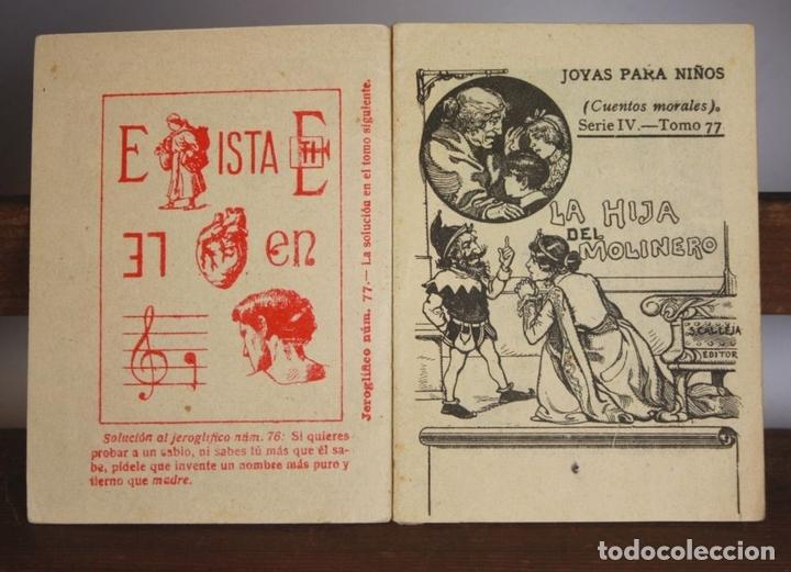 Tebeos: LP-332 - EDICIONES SATURNINO CALLEJA. 12 CUENTOS MINIATURA. (VER DESCRIPCIÓN). S/F. - Foto 3 - 74863483
