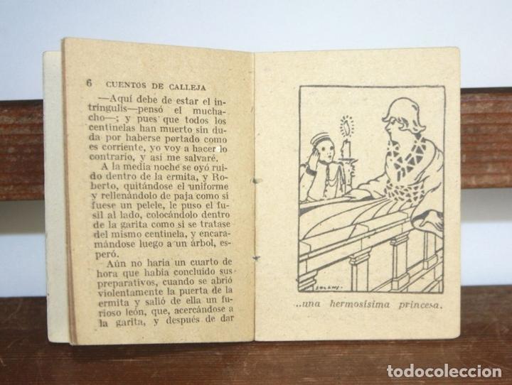 Tebeos: LP-332 - EDICIONES SATURNINO CALLEJA. 12 CUENTOS MINIATURA. (VER DESCRIPCIÓN). S/F. - Foto 6 - 74863483