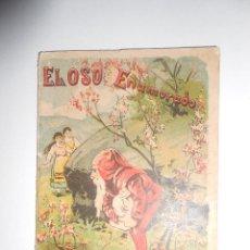 Tebeos: CUENTOS DE CALLEJA - EL OSO ENAMORADO - SERIE V TOMO 94 - AÑO 1902 - 7X10 - VER FOTOS. Lote 76202107