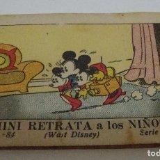 Tebeos: (TC-17) CUENTO JUGUETES INSTRUCTIVOS MICKEY MINI RETRATA A LOS NIÑOS. Lote 77672129