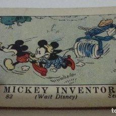 Tebeos: (TC-17) CUENTO JUGUETES INSTRUCTIVOS MICKEY MICKEY INVENTOR. Lote 77672169