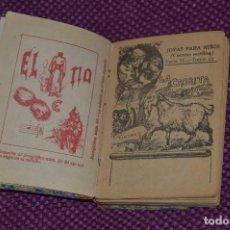 Tebeos: ANTIGUO LIBRITO - CUENTOS DE CALLEJA - ORIGINAL - LIBRO CON 10 CUENTOS - MIRA LAS FOTOS - VINTAGE. Lote 79925505