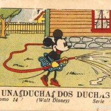 Tebeos: MICKEY (WALT DISNEY) 1936 MADRID ED. SATURNINO CALLEJA, S.A. VALENCIA, 26 ED. SATURNINO CALLEJA. Lote 82206664