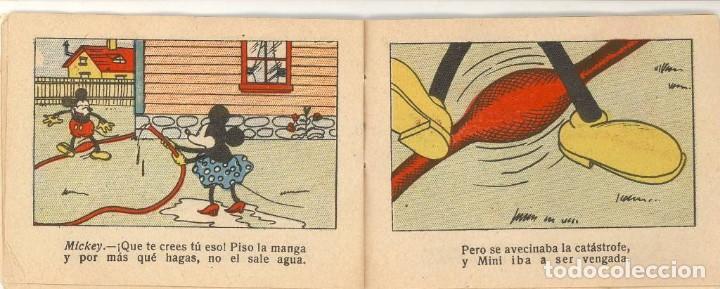 Tebeos: MICKEY (WALT DISNEY) 1936 MADRID ED. SATURNINO CALLEJA, S.A. VALENCIA, 26 ED. SATURNINO CALLEJA - Foto 2 - 82206664