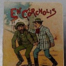 Tebeos: 'EN CÓRCHOLIS'. CUENTOS DE CALLEJA, SERIE 12 - TOMO 238. 5 X 7 CM. COMO NUEVO.. Lote 87214764