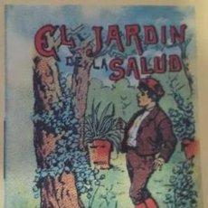 Tebeos: 'EL JARDÍN DE LA SALUD'. CUENTOS DE CALLEJA, SERIE 13 - TOMO 241. 5 X 7 CM. COMO NUEVO.. Lote 87216372