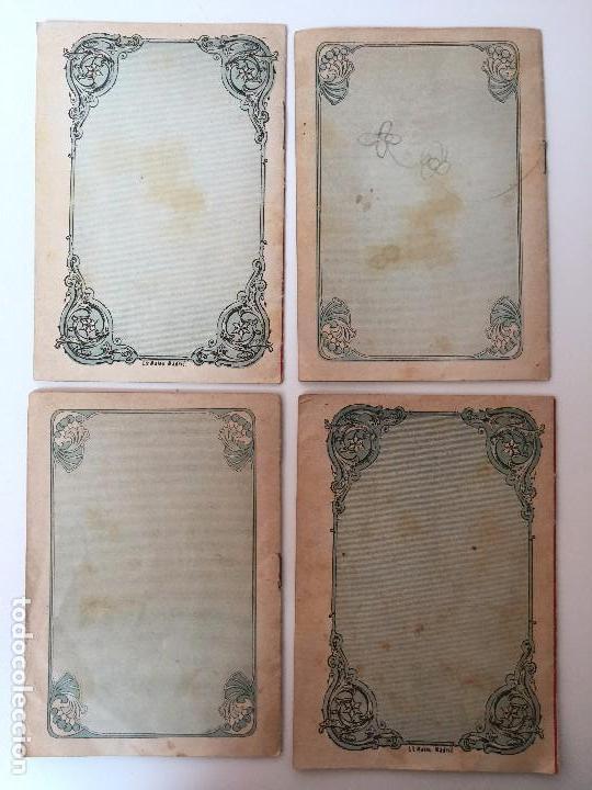 Tebeos: 4 LIBRITOS S. CALLEJA (SIGLO XIX) CUENTO DE CUENTOS, LAS AGUDEZAS DE JUAN, LA SENDA DE LA FORTUNA.. - Foto 4 - 89594592