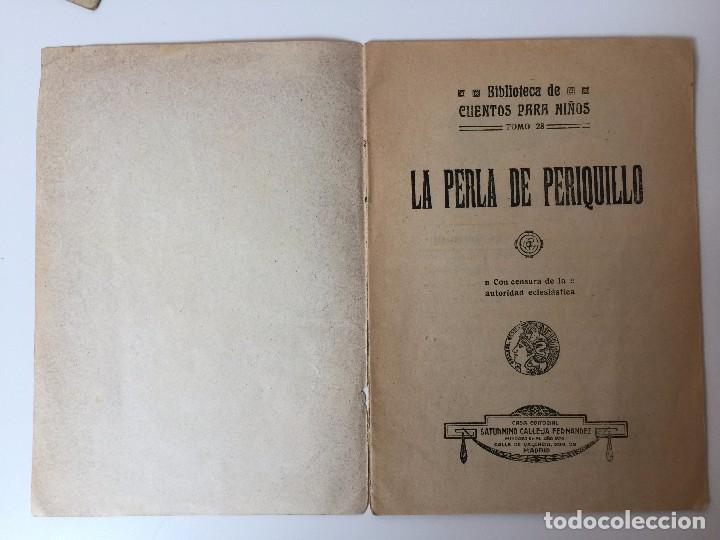 Tebeos: 4 LIBRITOS S. CALLEJA (SIGLO XIX) CUENTO DE CUENTOS, LAS AGUDEZAS DE JUAN, LA SENDA DE LA FORTUNA.. - Foto 5 - 89594592