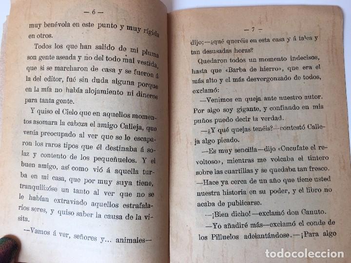 Tebeos: 4 LIBRITOS S. CALLEJA (SIGLO XIX) CUENTO DE CUENTOS, LAS AGUDEZAS DE JUAN, LA SENDA DE LA FORTUNA.. - Foto 16 - 89594592