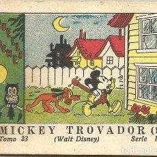 Tebeos: WALT DISNEY - MICKEY TROVADOR 1 (Nº23) CALLEJA 1936. Lote 90233948