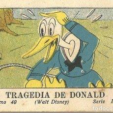 Tebeos: WALT DISNEY - TRAGEDIA DE DONALD (Nº40) CALLEJA 1936 MICKEY. Lote 90234139