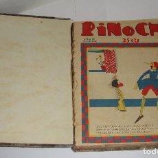 Tebeos: TEBEOS ENCUADERNADOS DE PINOCHO. 1928. CALLEJA. DESDE EL Nº 152 AL 184. Lote 94310946