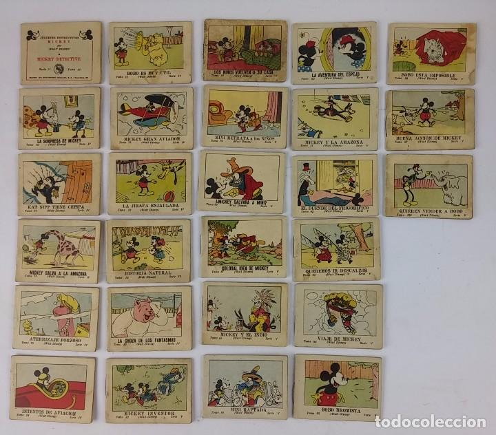 Tebeos: COLECCIÓN DE CUENTOS CALLEJA. JUGUETES INSTRUCTIVOS MICKEY. AÑO 1936. SON 75 CUENTOS DE LOS 100 QUE - Foto 3 - 95808003