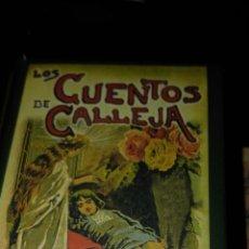 Tebeos: CUENTOS DE CALLEJA -PRINCIPES Y PRINCESAS. Lote 101253287