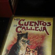 Tebeos: CUENTOS DE CALLEJA ANIMALES. Lote 101257680