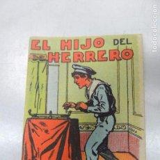 Tebeos: EL HIJO DEL HERRERO SERIE IV TOMO 61 - CUENTOS DE CALLEJA. . Lote 103444431
