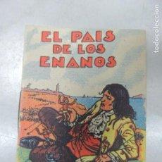 Tebeos: EL PAÍS DE LOS ENANOS. CUENTOS DE CALLEJA. SERIE IV TOMO 68 . Lote 103444631