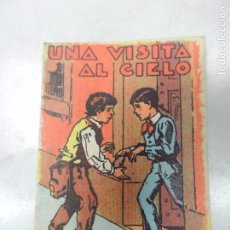 Tebeos: Nº 71 -UNA VISITA AL CIELO - CUENTOS DE CALLEJA. . Lote 103447279