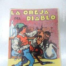 Tebeos: Nº 65 -LA OREJA DEL DIABLO - CUENTOS DE CALLEJA. . Lote 103447395