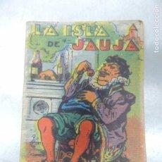 Tebeos: Nº 80 -LA ISLA DE JAULA - CUENTOS DE CALLEJA. . Lote 103447603