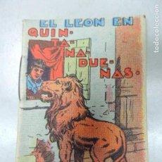 Tebeos: Nº 77 -EL LEÓN EN QUINTANADUEÑAS - CUENTOS DE CALLEJA. . Lote 103447807
