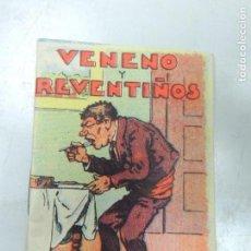 Tebeos: Nº 67 -VENENO Y REVENTIÑOS - CUENTOS DE CALLEJA. . Lote 103447911