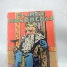 Tebeos: Nº 66 -EL REY MONDREGAS - CUENTOS DE CALLEJA.. Lote 103449179