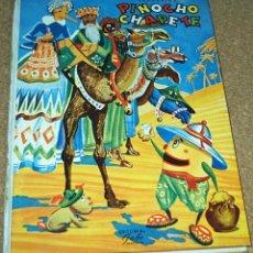 Tebeos: PINOCHO Y CHAPETE COLECCION - TOMO Nº 3 - GAHE 1963- CON 6 NOS. DEL 13 AL 18- REBAJADO-. Lote 104287811