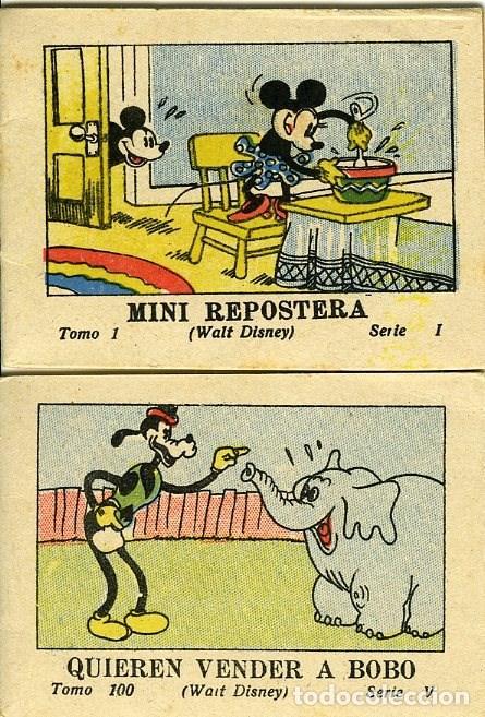 CALLEJA. JUGUETES INSTRUCTIVOS MICKEY POR WALT DISNEY. 96 EJEMPLARES DE LA COLECCIÓN DE 100,....... (Tebeos y Comics - Calleja)