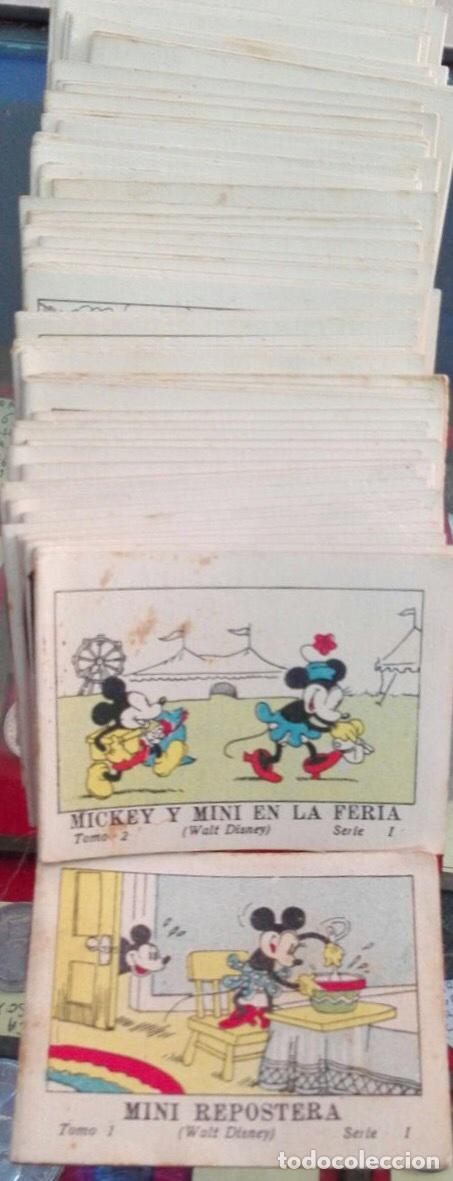 LOTE DE 100 CÓMIC MICKEY SATURNINO CALLEJA 1934 (Tebeos y Comics - Calleja)