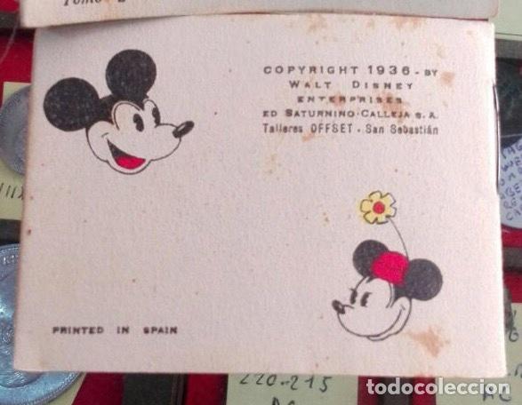 Tebeos: Lote de 100 cómic mickey saturnino calleja 1934 - Foto 2 - 124756440