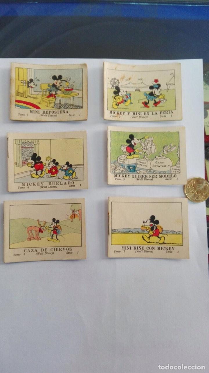 Tebeos: Lote de 100 cómic mickey saturnino calleja 1934 - Foto 3 - 124756440