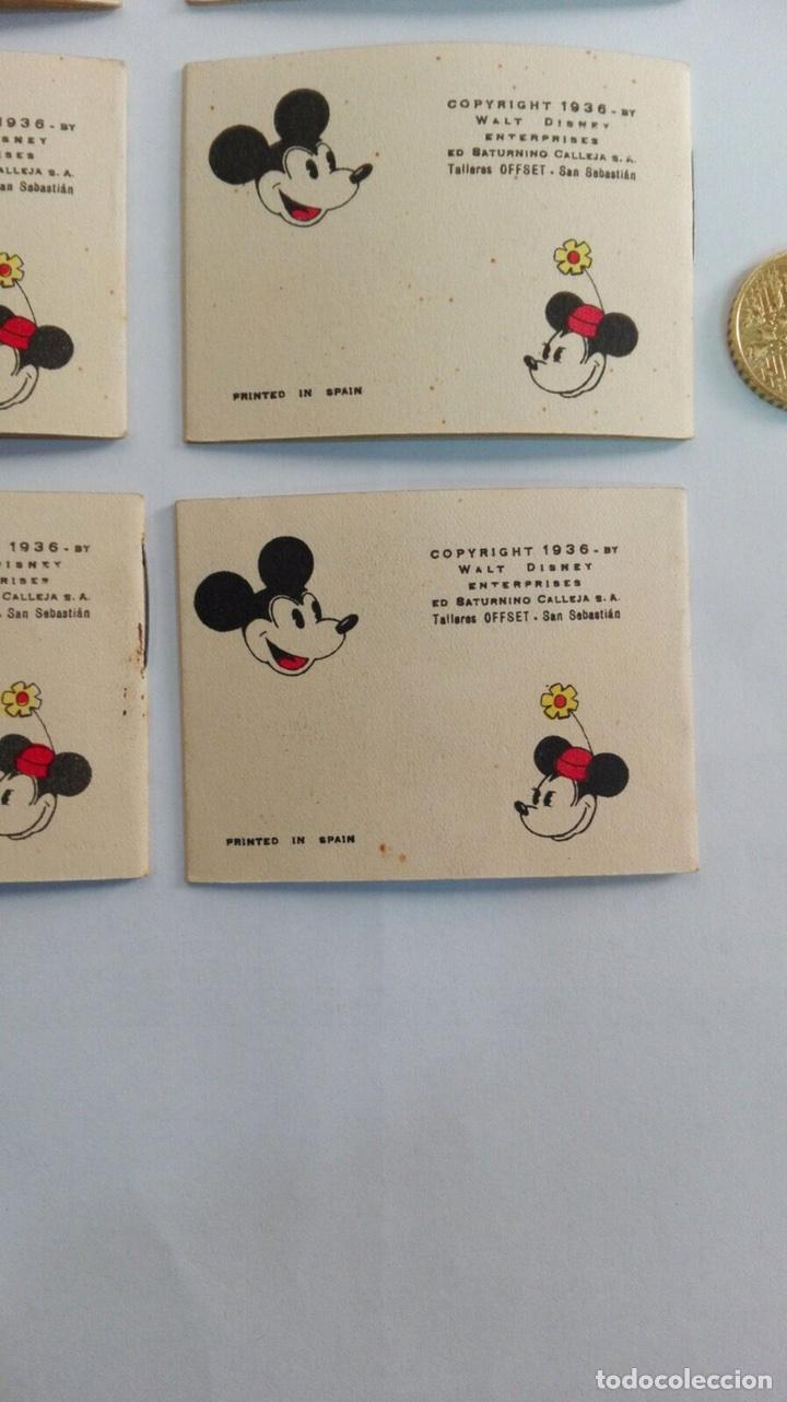 Tebeos: Lote de 100 cómic mickey saturnino calleja 1934 - Foto 5 - 124756440