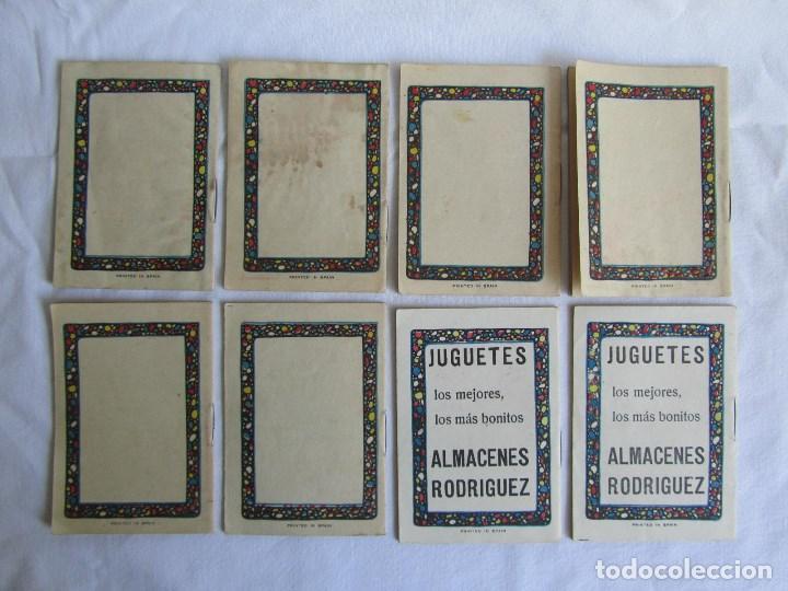 Tebeos: 42 cuentos de Saturnino Calleja 10 x 7 centímetros - Foto 7 - 129089123
